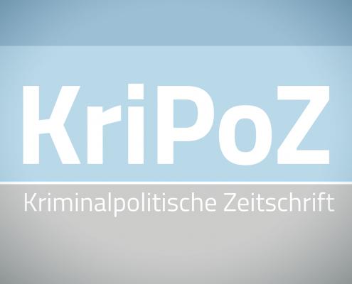 KRIPOZ - Kriminalpolitische Zeitschrift