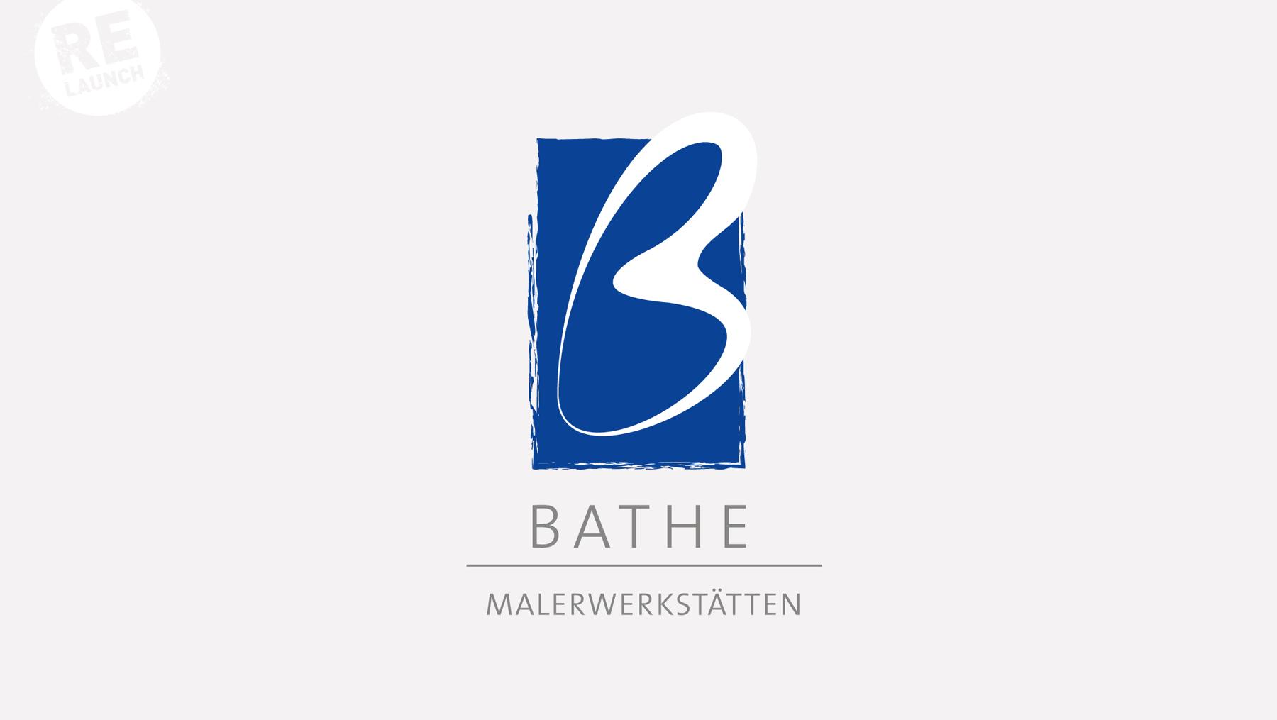 Logo - Bathe Malerwerkstätten