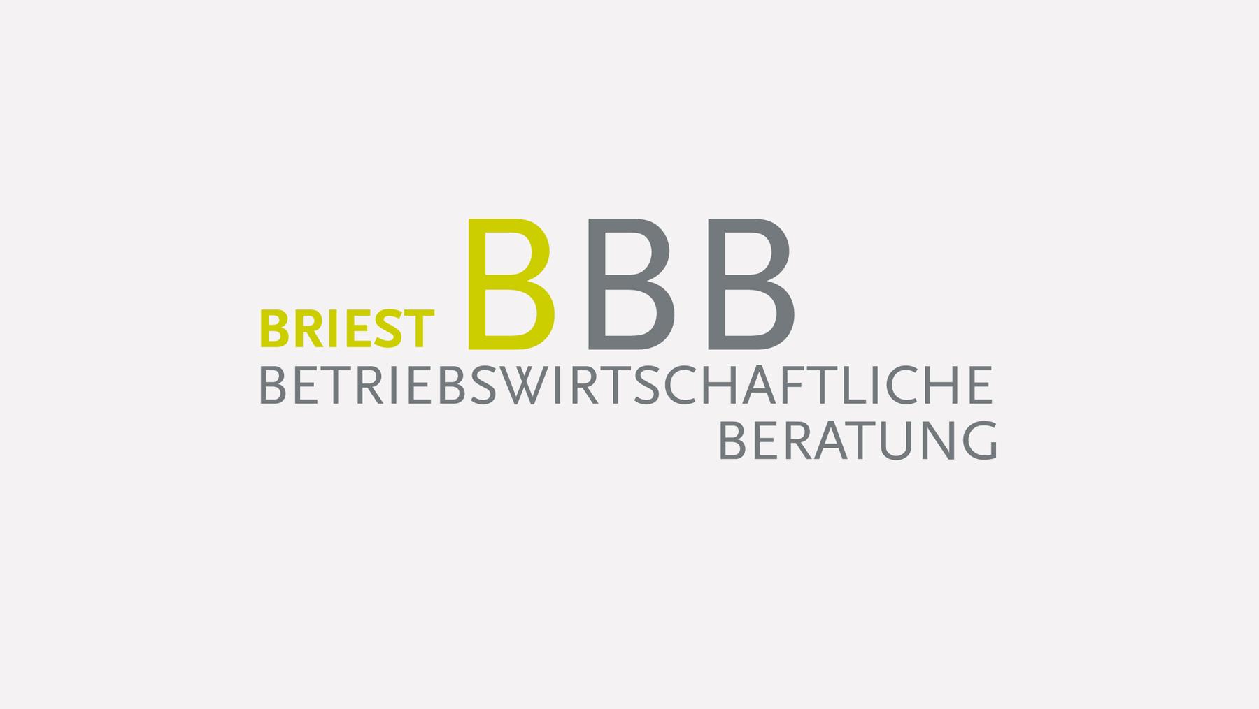 Logo - Briest Betriebswirtschaftliche Beratung