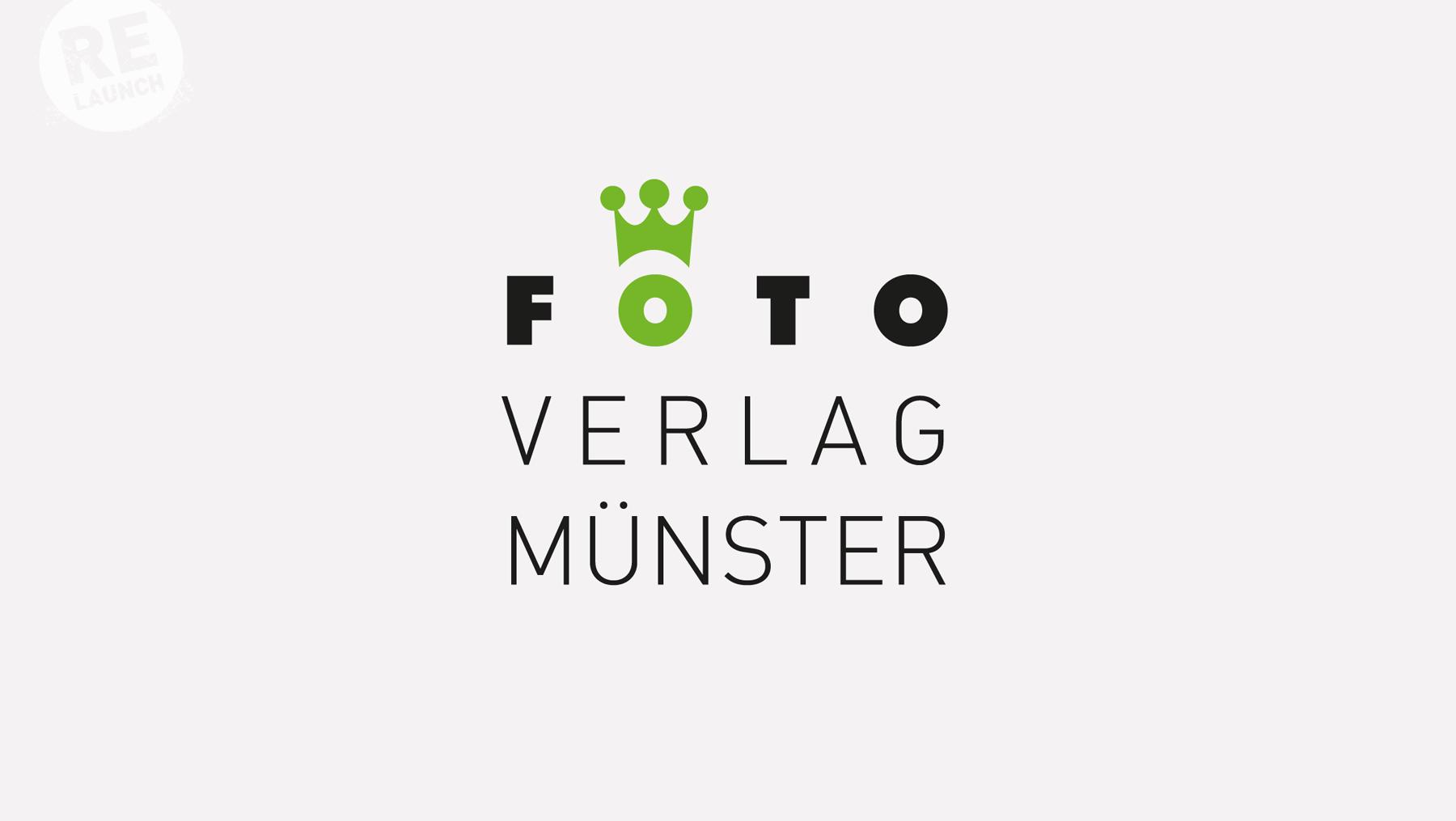 Logo - Foto Verlag Münster