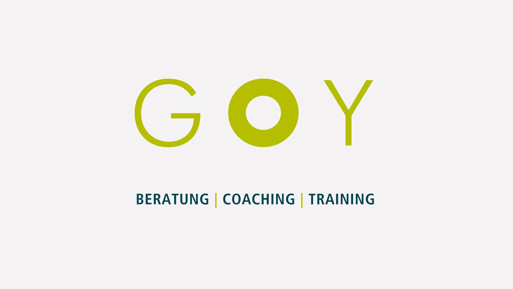 Logo - Goy Beratung Coaching Training