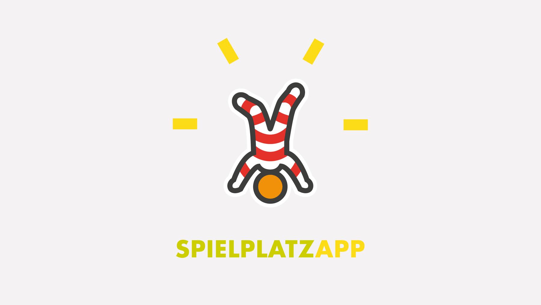 Logo - Spielplatz App Anwendung