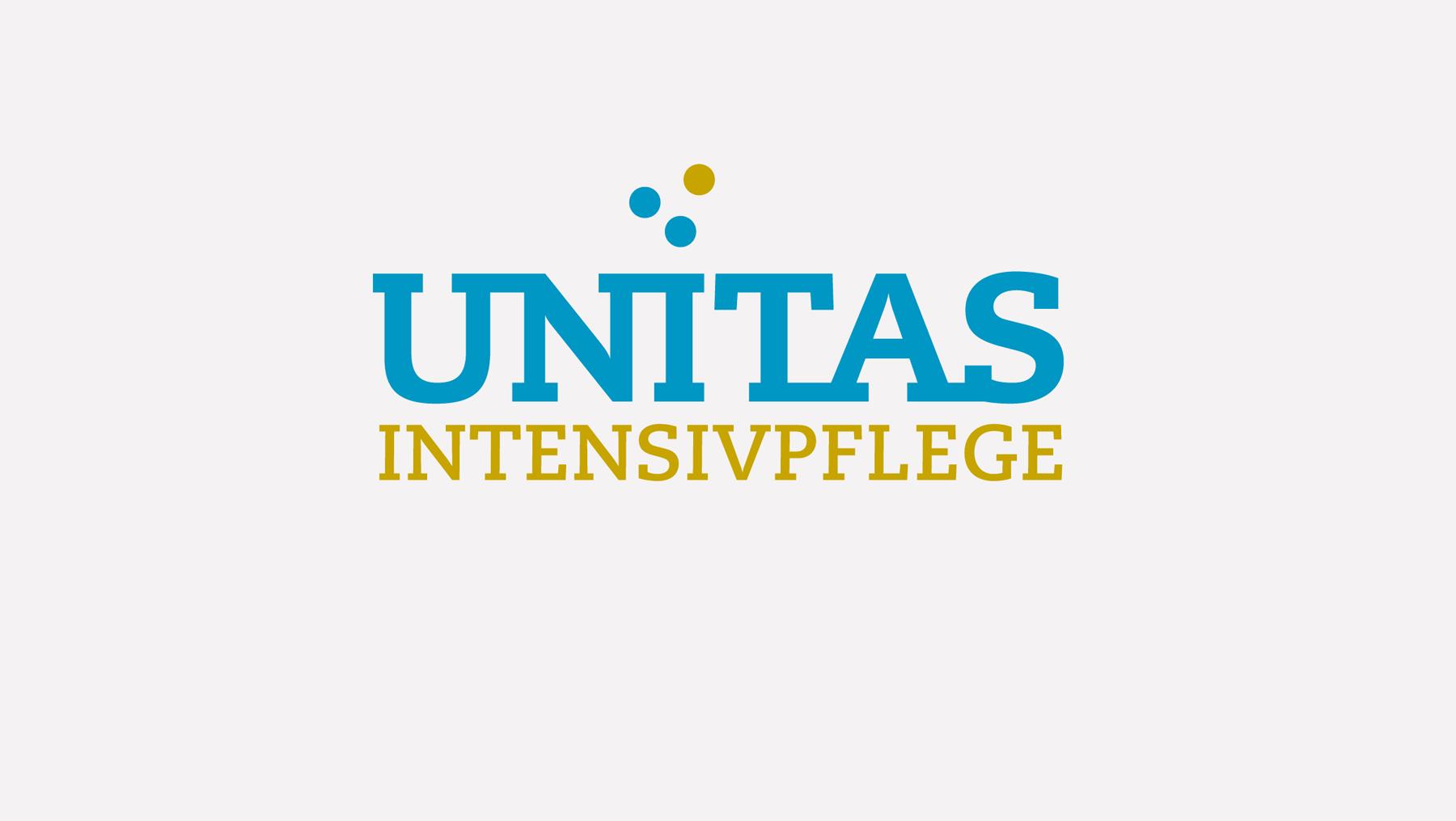 Unitas Intensivpflege Münster- Logo