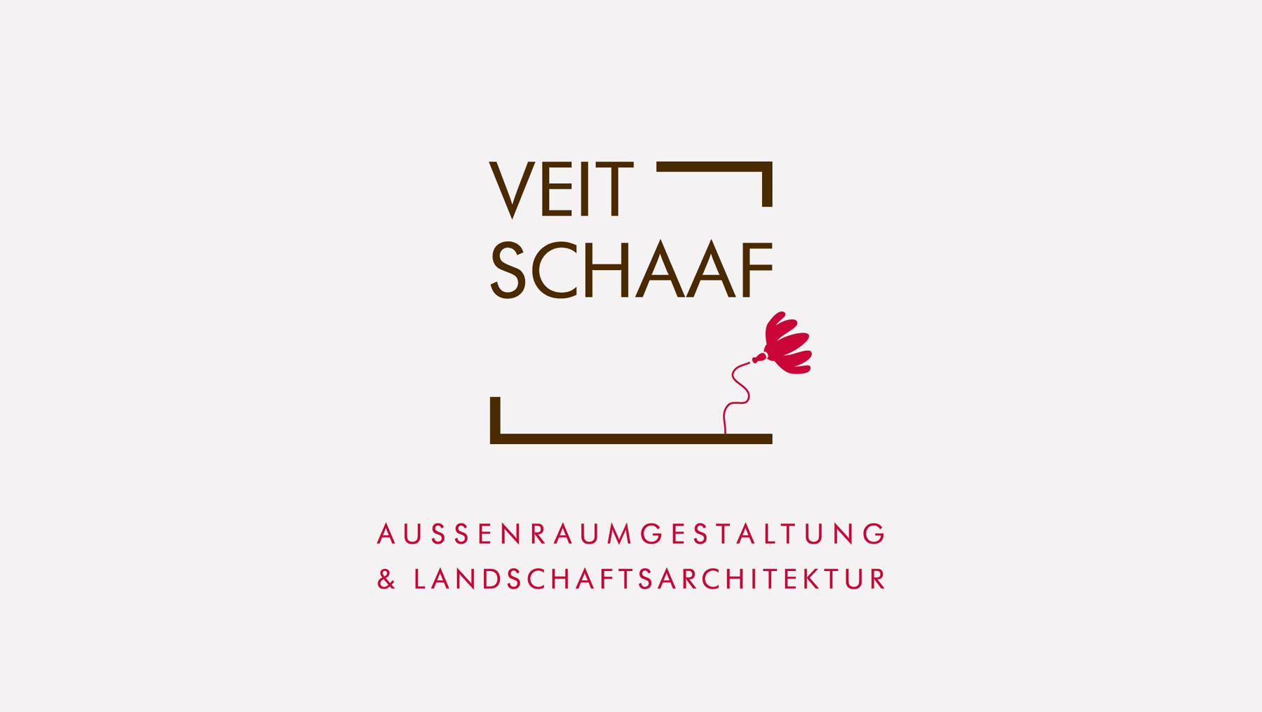 Logo - Veit-Schaaf Landschaftsarchitektur