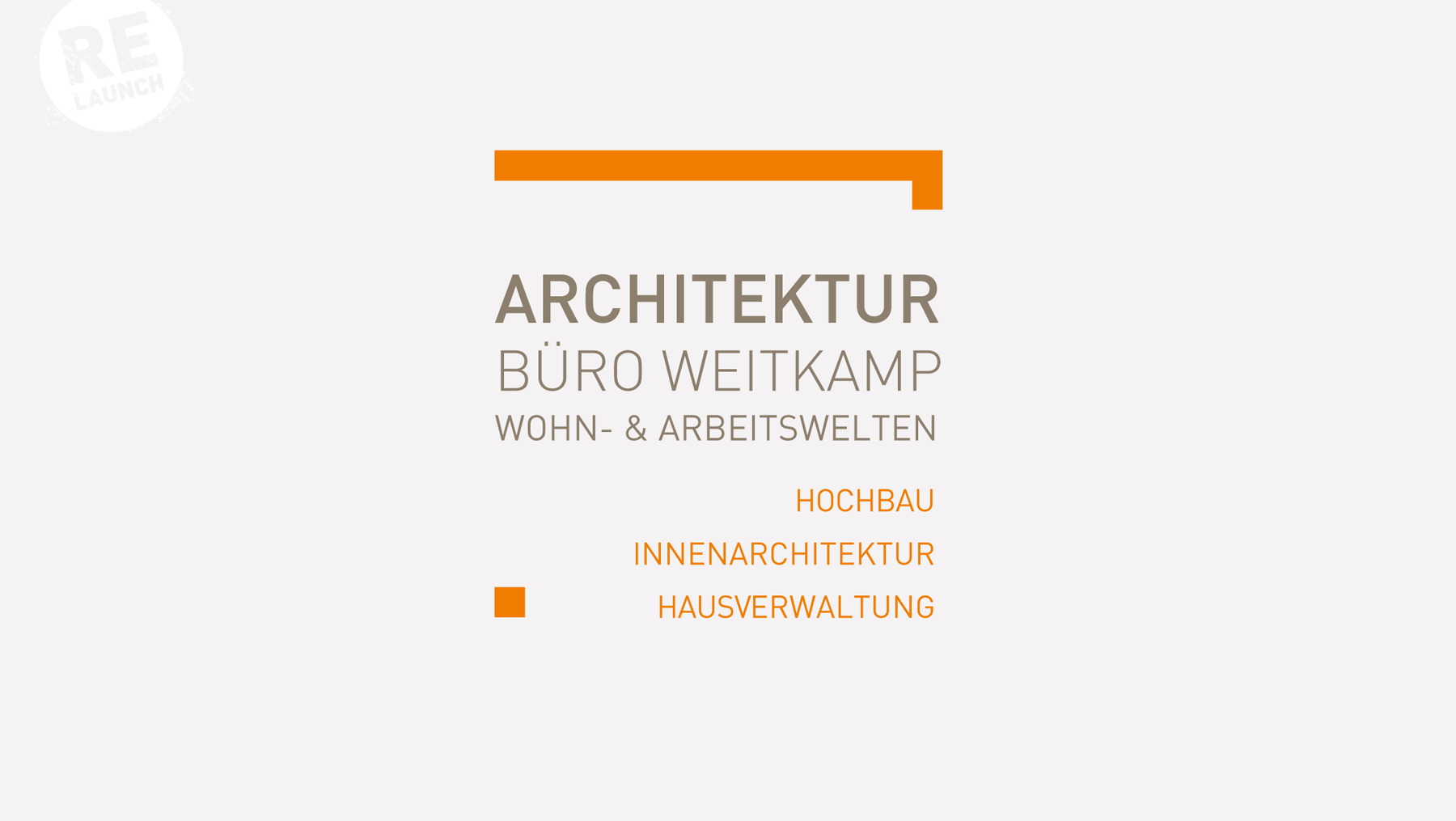 Logo - Weitkamp Architekt