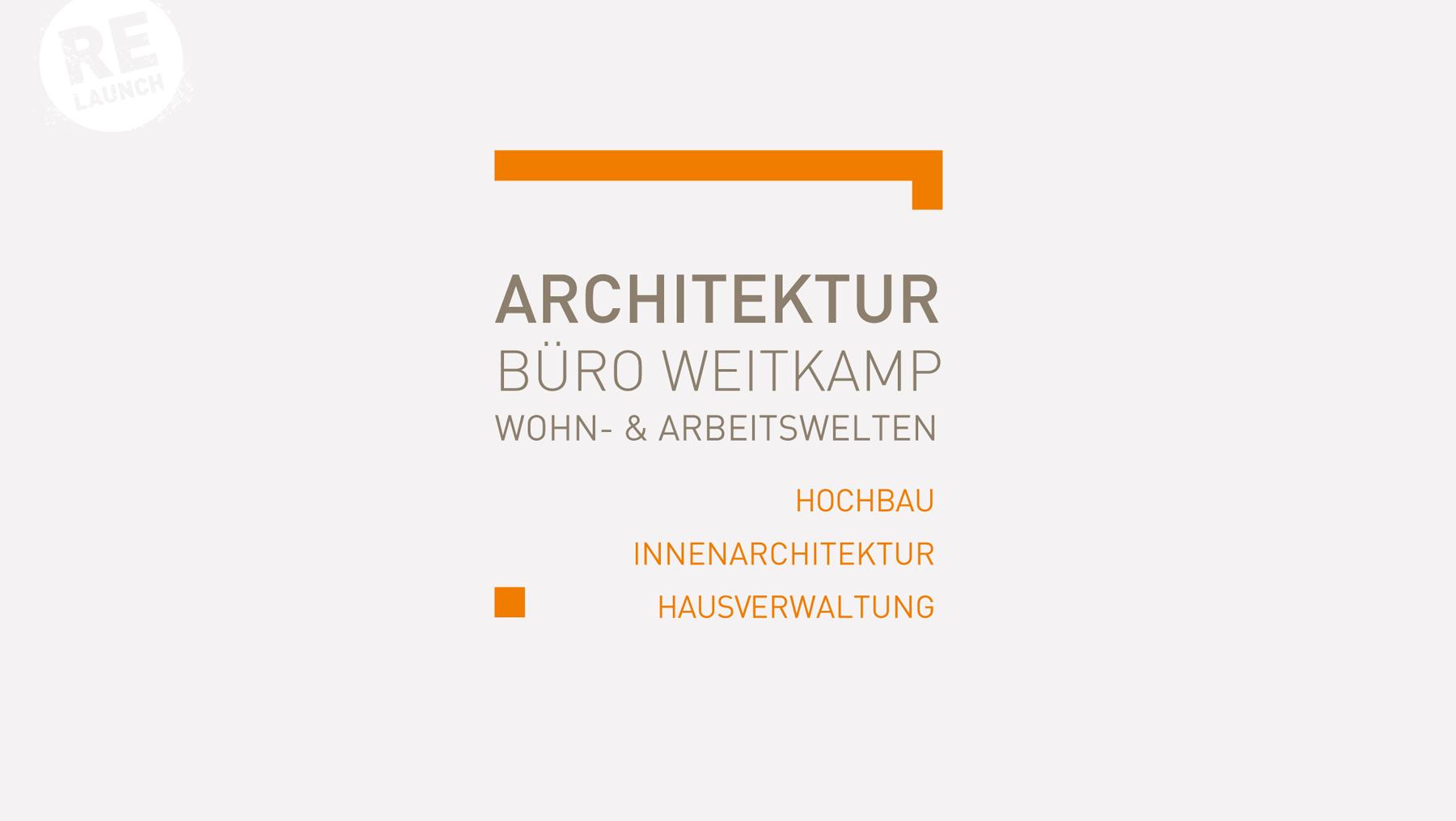 Logo - Weitkamp Architekt