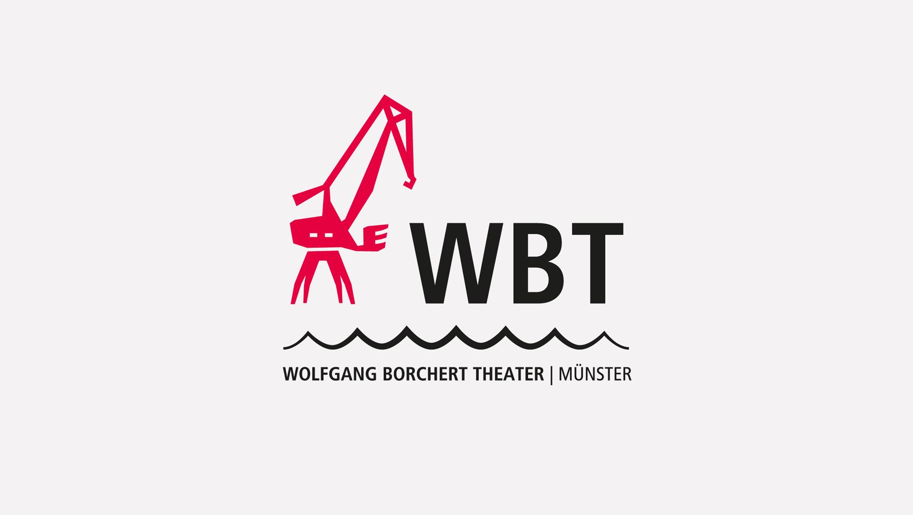 Logo - Wolfgang Borchert Theater Münster