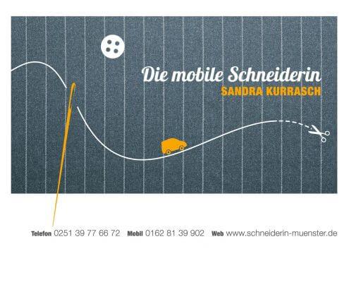 Die mobile Schneiderin - Münster