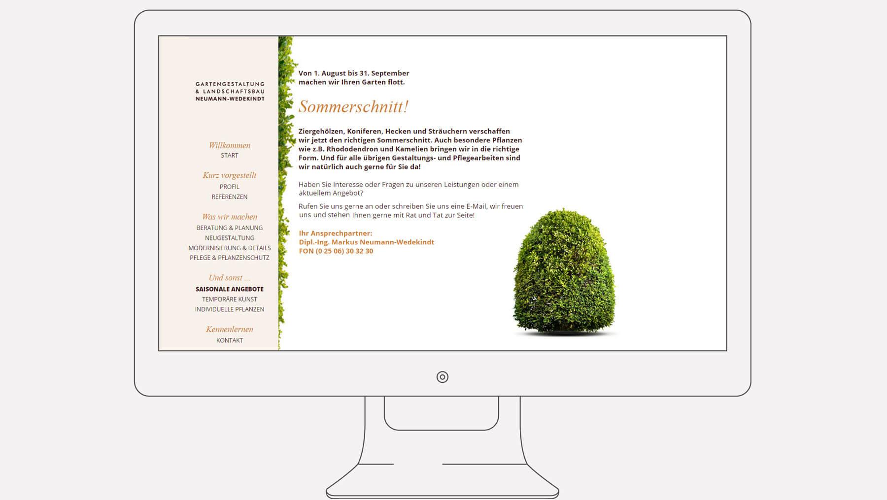 Neumann Wedekindt Gartengestaltung Und Landschaftsbau