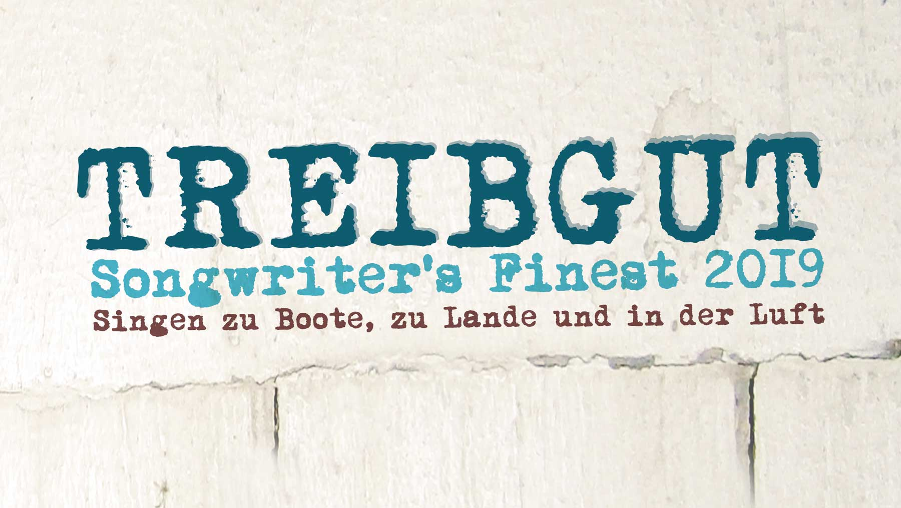 Treibgut-Logo-Claim-Dirty