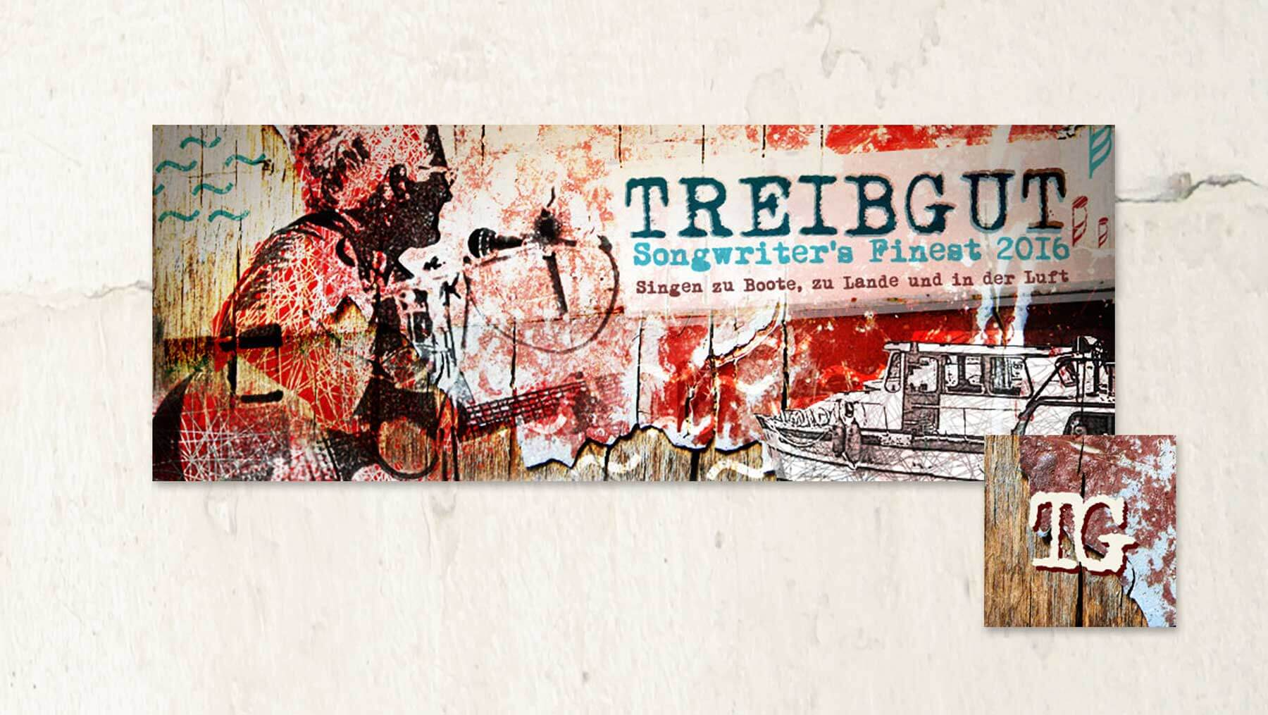 Treibgut - Songwriters Finest Facebook Banner