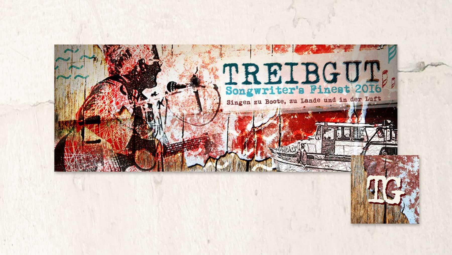Treibgut - Songwriters Finest Facebook Banner