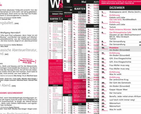 WBT - Wolfgang Borchert Theater Münster